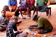 Warlukurlangu Artists, Yuendumu, NT - Sims family