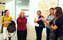 IDAIA's Aboriginal art Guided Tours at the Art Gallery of NSW