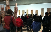 Artist talk: Wanyubi Marika - Celebrating NAIDOC Week 2013