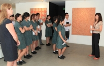 Exhibition 'WaterMark – The signature of life' in Hong-Kong - September 2012