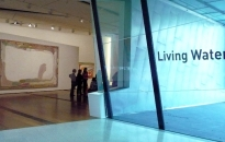 Living water, National Gallery of Victoria - guided tour
