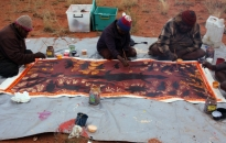 Warakurna-Women Collaborative Painting-2010-11