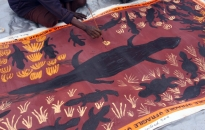 Warakurna-Women Collaborative Painting-2010-12