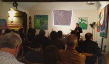 Conférence sur l'art aborigène du 26/09/2012, par Georges Petitjean, conservateur du Musée d'Utrecht (AAMU).