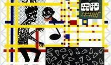 aamu(P+DeStijl=P)Dance the Boogieman Blues,1997 (klein)