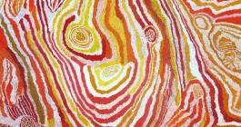 Elizabeth Nyumi Parwalla, 2012 180 x 150 cm Acrylic on canvas Ref. 283-12