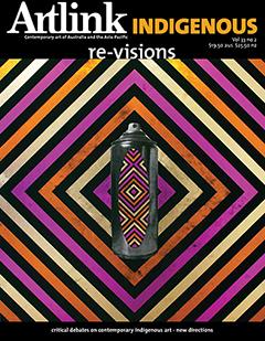 Artlink Indigenous: re-visions - Vol 33 no 2