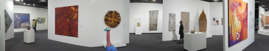 30th NATSIAA Exhibition, Darwin, Photo © IDAIA