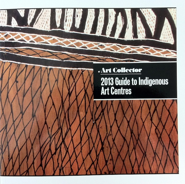 IMG_5833_Art Collector 2013 Guide Indigenous Centres