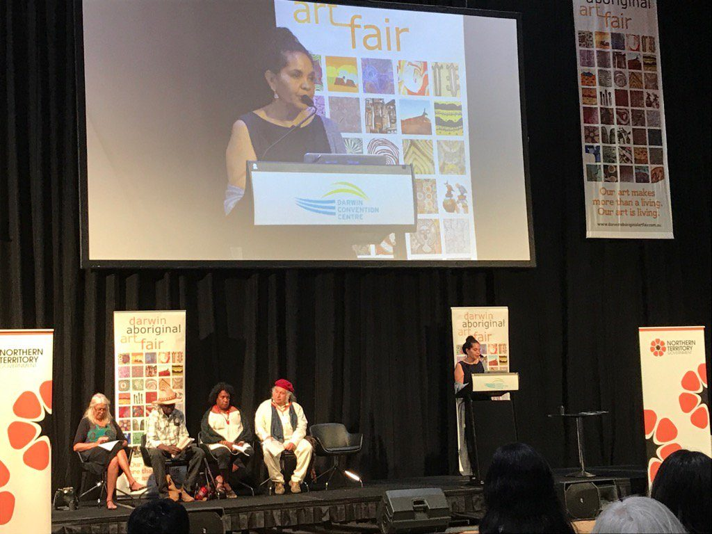 DAAF Panel Discussion 2017 - Photo Mary Durack