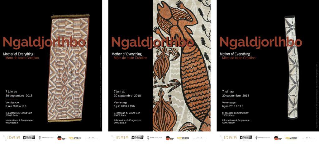 Ngaldjorlhbo 3 posters