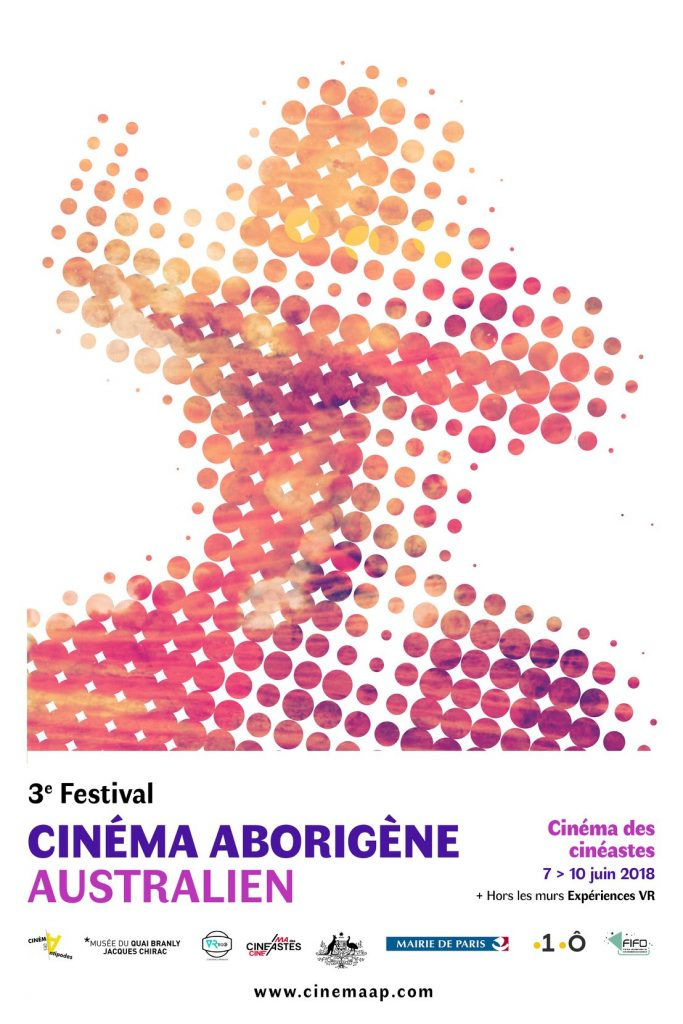 Poster Festival of Aboriginal Australian Cinema 2018