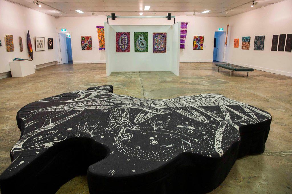 View of Boomalli Aboriginal Artists Cooperative © Boomalli