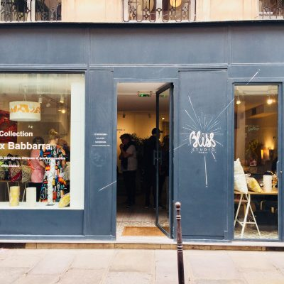 Launching the IDAIA x Babbarra Collection at Bliss Studio Paris © Photo IDAIA