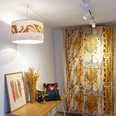 View of exhibition IDAIA x Babbarra at Bliss Studio Paris © Photo IDAIA